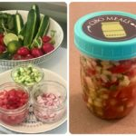 Cibo's Chop Chop Salad/Relish Recipe