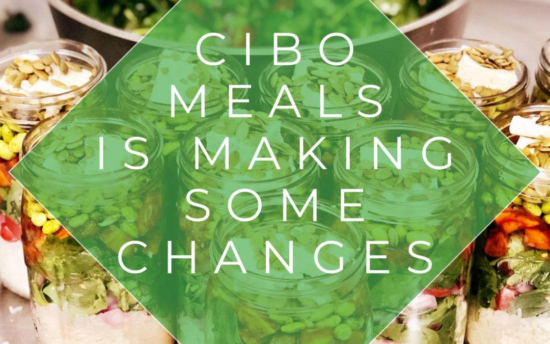 Cibo Meals COVID19 Update